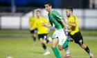 Mauro Cichero scored the game-winning goal for the Oklahoma City Energy FC U-23 team against Albuquerque on Sunday at Norman High School. Photo by Steven Christy, OKC Energy