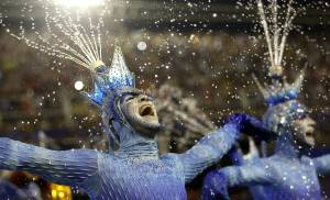 AP PHOTOS: Editor selections from Carnival in Latin America