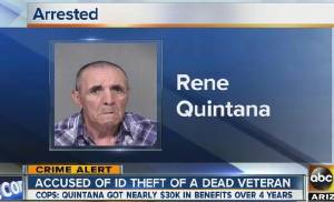 Illegal immigrant posed as dead veteran to get VA, Social Security benefits