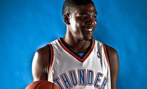 Kevin Durant: The next big thing tries to meet lofty expectations