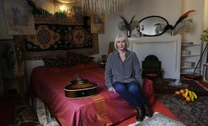 Fans can have Hendrix experience at guitarist's London home