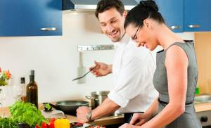 It isn't chance or dumb luck makes the difference between a happy marriage and an unhappy one; it's a mindset—one that can be adopted by any wife, anywhere. Here are 5 truths only happy wives know. (DepositPhotos)