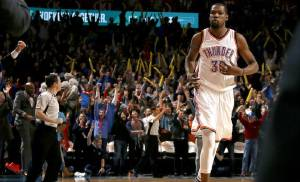 Why signing a one-year contract with the Thunder might make the most sense for Kevin Durant
