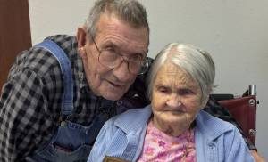 Shawnee couple, married 72 years, mark Valentine's Day with love, friendship