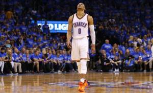 Five observations from the Thunder's crushing Game 6 loss to the Warriors