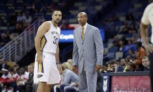 Pelicans forward Ryan Anderson discusses the impact Monty and Ingrid Williams had on his life