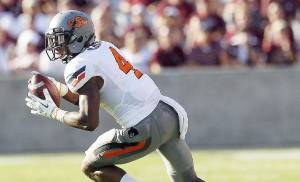 If OSU were to lose cornerback Justin Gilbert this season, the team could be in trouble.  Photo by  Sarah Phipps, The Oklahoman