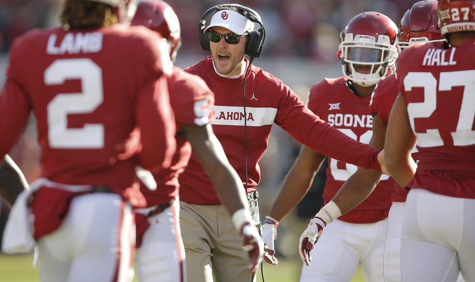 OU football: Sooners stay put in AP Poll