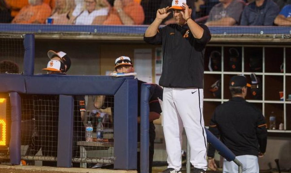 OSU baseball weekend roundup: Cowboys go winless on the road
