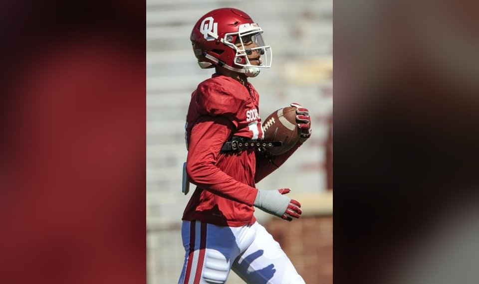 OU football: Theo Wease, Marvin Mims could be asked to fill gaps without  Jadon Haselwood