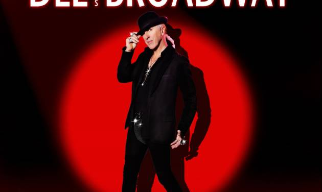 "In this CD cover image released by Razor & Tie, the latest release by Dee Snider, ""Dee Does Broadway,"" is shown. (AP Photo/Razor & Tie)"