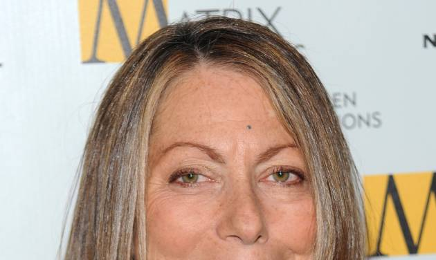 FILE - The New York Times managing editor Jill Abramson attends the 2010 Matrix Awards presented by the New York Women in Communications at the Waldorf-Astoria Hotel in this Monday, April 19, 2010  file photo in New York. The New York Times on Wednesday May 14, 2014 announced that executive editor Jill Abramson is being replaced by managing editor Dean Baquet after two and a half years on the job. (AP Photo/Evan Agostini, File)