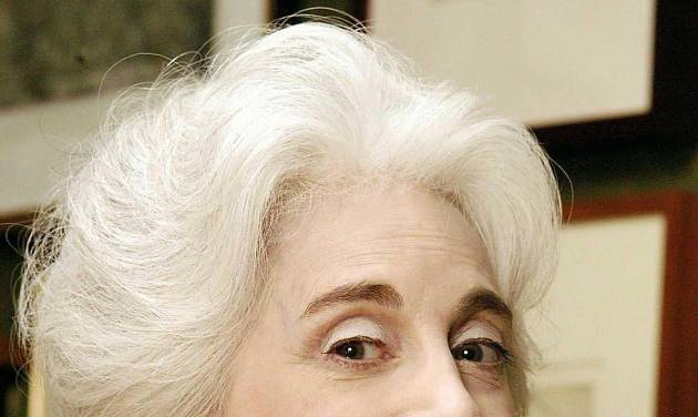 """This undated photo provided by Universal Uclick shows Judith Martin, aka """"Miss Manners"""". The Associated Press talked with Miss Manners to give readers some pro tips to deal with the evolving etiquette of expressing sincere sentiments in an increasingly impersonal, digital world. (AP Photo/Universal Uclick)"""