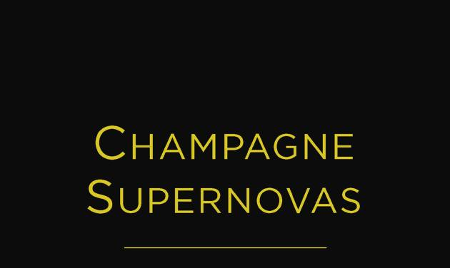 "This photo provided by Simon & Schuster/Touchstone shows the cover of the book, ""Champagne Supernovas,"" by author, Maureen Callahan. (AP Photo/ Simon & Schuster/Touchstone)"
