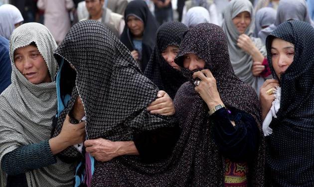 80 killed, 231 wounded in Kabul bombing claimed by Islamic State