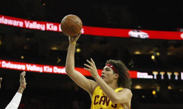 Former Cavaliers Center Anderson Varejao Signs With Golden State Warriors