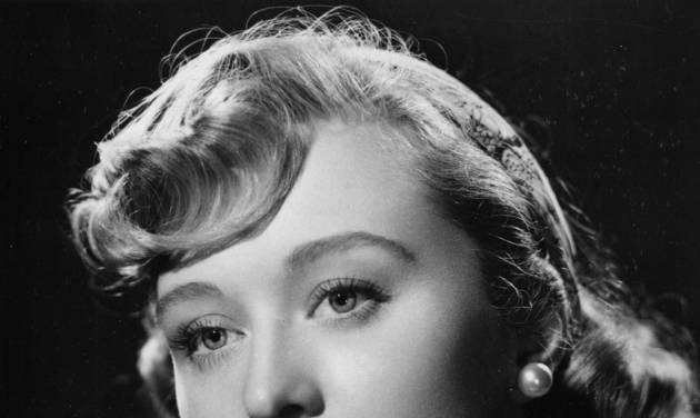 "In a 1948 file photo actress Celeste Holm poses as her character Anne from the motion picture ""Gentleman's Agreement."" Holm, who won an Oscar in ""Gentleman's Agreement,"" died Sunday July 15, 2012, a relative said. She was 95. (AP Photo/file)"