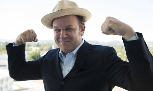 """FILE - In this Monday, Oct. 15, 2012 file photo, John C. Reilly, a cast member in """"Wreck-It Ralph,"""" poses for a portrait at the Beverly Hilton, in Los Angeles. """"Wreck-It Ralph"""" centers on Ralph (John C. Reilly), the 9-foot, 643-pound bad guy from the '80s video game """"Fix-It Felix Jr."""" The new Walt Disney Animation Studios film releases in theaters on Friday, Nov. 2. (Photo by Jordan Strauss/Invision/AP, File)"""