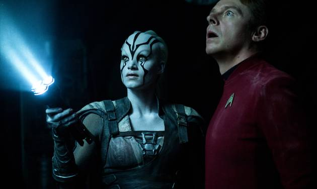 Box office recap: 'Star Trek Beyond' soars past the competition