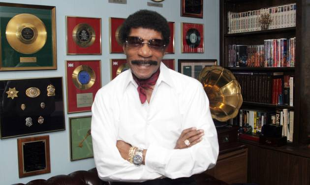 "This undated image released by Balboni Communications Group LLC shows Rock and Roll Hall of Fame legend, founder and naming member of The Platters Herb Reed at his home in Arlington, Mass. Reed, the last surviving original member of the 1950s vocal group the Platters, died Monday, June 4, 2012, in a Boston area hospice after a period of declining health. He was 83. Reed sang bass on the group's four No. 1 hits, including ""The Great Pretender,"" ""My Prayer,"" ""Twilight Time"" and ""Smoke Gets in Your Eyes."" (AP Photo/Balboni Communications Group LLC)"