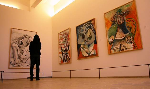 The Musee Picasso in Paris is the best place to go for a complete overview of master artist Pablo Picasso's work. [Photo by Rick Steves, for The Oklahoman]