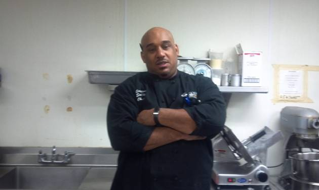 Former Edmond running back and Michigan star Che Foster, who is now a sous chef for Crystal Garden Catering in Howell, Mich. Photo provided