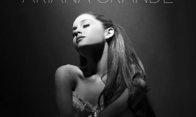 "FILE - This undated publicity photo provided by Republic Records shows the album cover for ""Yours Truly,"" by Ariana Grande. With the help of the epic Kenneth ""Babyface"" Edmonds, the 20-year-old Grande crafted an album that harks on 90's R&B and highlights her gorgeous, rich tone that mirrors Mariah Carey and at times, Toni Braxton. (AP Photo/Republic Records, File)"