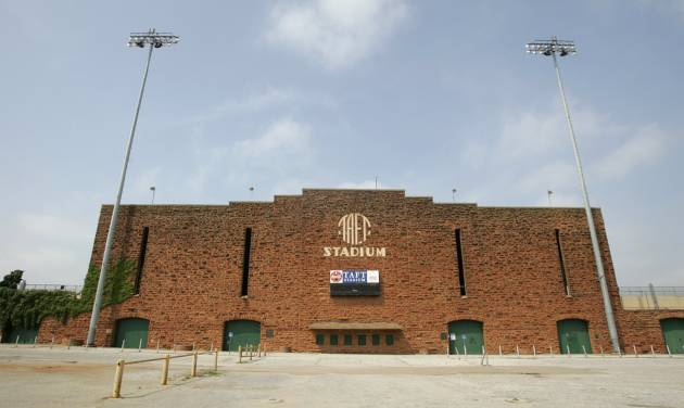 Taft Stadium in Oklahoma City, Oklahoma September 3, 2009. Photo from The Oklahoman Archives ORG XMIT: KOD
