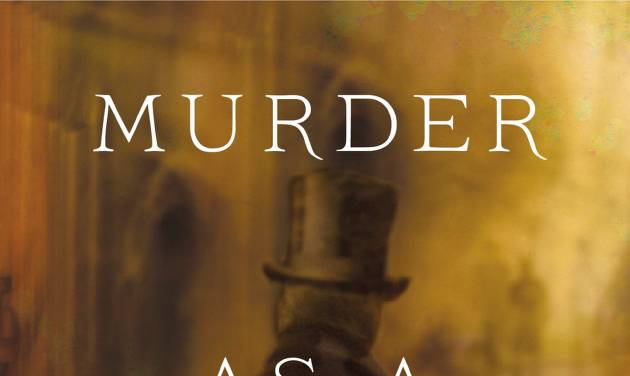 "This book cover image released by Mulholland shows ""Murder as a Fine Art,"" by David Morrell. (AP Photo/Mulholland)"