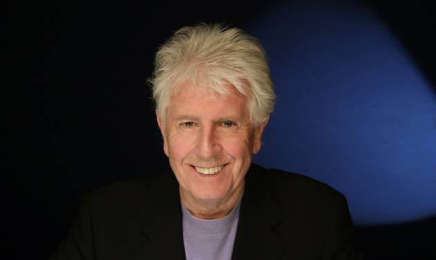 This July 25, 2012 photo shows Graham Nash of the group Crosby, Stills, and Nash in New York. The two-time Rock and Roll Hall of Fame inductee is also an avid photographer and collector. In 1990 he sold his collection at Sotheby's, fetching a record $2.4 million dollars. (AP Photo/John Carucci)