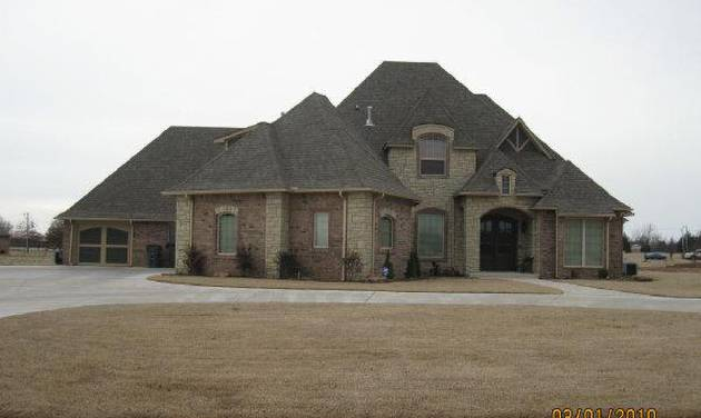 Oklahoma County District Judge Tammy Bass-LeSure and her husband own this $456,072 home in northeast Oklahoma City.