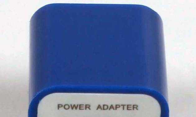 This undated photo provided by the U.S. Consumer Product Safety Commission shows a Gemini power adapter. The adapters are being recalled because they can overheat, posing a burn hazard. (AP Photo/U.S. Consumer Product Safety Commission)
