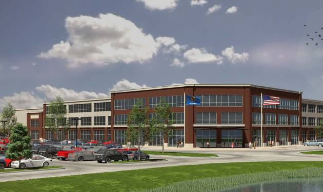 Kimray Inc. wants to build a new 90,000 square-foot office building at E. Britton Road and N. Eastern Ave. as part of plans for a new headquarters in Northeast Oklahoma City.