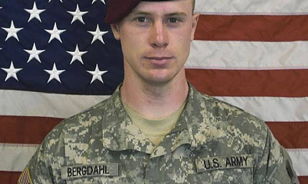 FILE - This undated file photo provided by the U.S. Army shows Sgt. Bowe Bergdahl. The U.S. Army says Bergdahl has been released from inpatient care at Brooke Army Medical Center in Texas. A statement Sunday, June 22, 2014, from the Army says the former prisoner of war in Afghanistan is now receiving outpatient care at Fort Sam Houston in San Antonio. (AP Photo/U.S. Army, File)