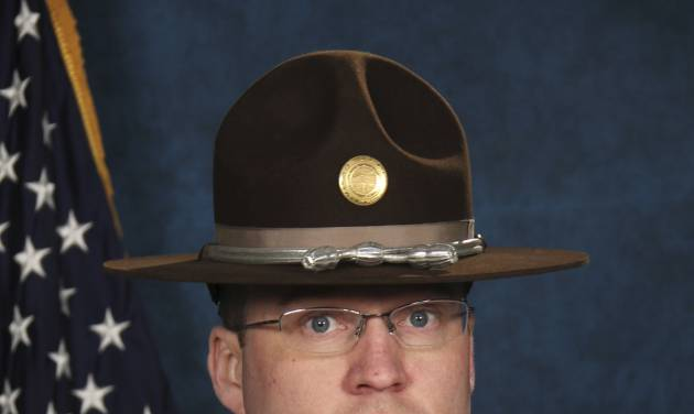 Ex-Iowa patrol sergeant charged with stealing drug evidence