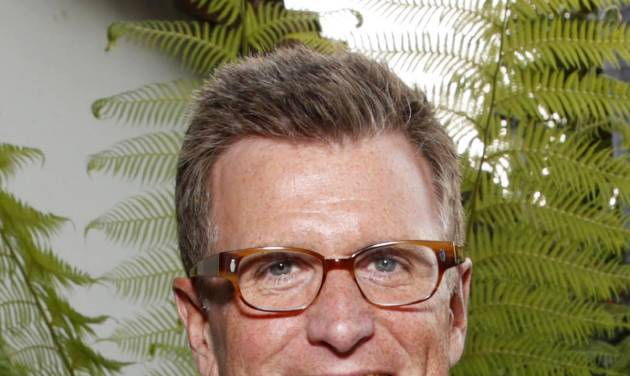 This April 11, 2013 photo released by Fox shows Fox entertainment chairman Kevin Reilly at VERTE Grades of Green's annual fundraising event to benefit environmental education in Pacific Palisades, Calif. Fox said Thursday, May 29, 2014, that Reilly will be leaving by the end of June. Reilly came from NBC in 2007 to run the network's prime-time entertainment operation, and was promoted to chairman two years ago. (AP Photo/Fox, Todd Williamson)