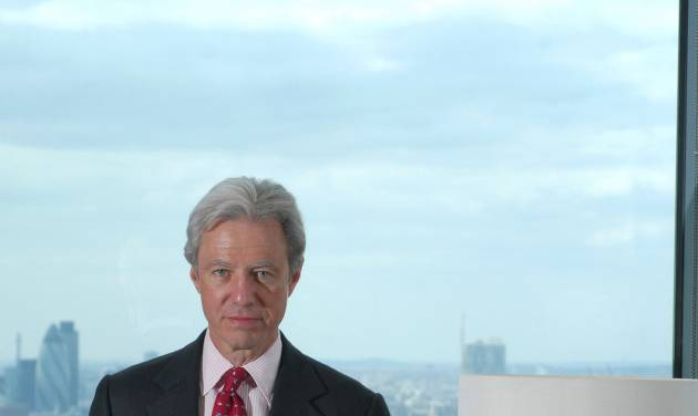 This undated file photo made available by Barclays Bank Monday July 2, 2012 shows the Chairman of United Kingdom-based Barclays bank Marcus Agius in London. The chairman of Barclays announced his resignation Monday July 2, 2012 after accepting responsibility for a price-fixing scandal that saw the bank slapped with trans-Atlantic fines of $453 million. Last week, U.S. and British agencies imposed the fines on Barclays for submitting false data on interbank borrowing rates between 2005 and 2009. The bank's executives have been under fire since then and the calls are growing for chief executive Bob Diamond to quit too. (AP Photo/Barclays Bank/VisualMedia, HO)