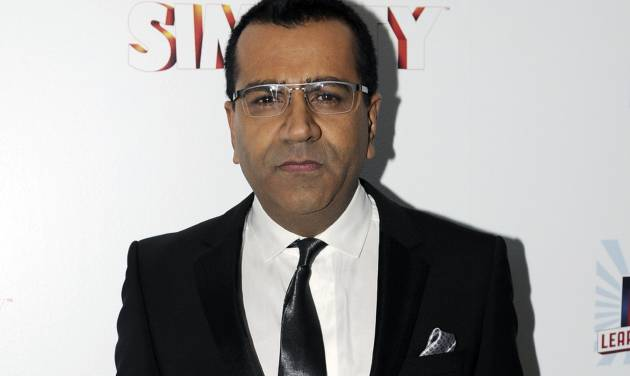 FILE - This Jan. 22, 2013 file photo shows Martin Bashir at the EA SimCity Learn. Build. Create. Inauguration After-Party, in Washington. MSNBC was not saying Tuesday, Nov. 19, 2013, whether disciplinary action is planned against Martin Bashir, who has apologized for what he called deeply offensive comments he made about Sarah Palin. Bashir made his original commentary on Friday and apologized on Monday. (Photo by Nick Wass/Invision/AP, File)