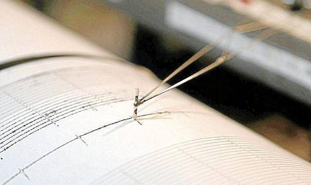 The U.S. Geological Survey recorded a 4.7 magnitude earthquake early Monday. The quake was recorded at 3:49 a.m. about 16 miles west-southwest of Medford. STEPHEN PINGRY/Tulsa World file
