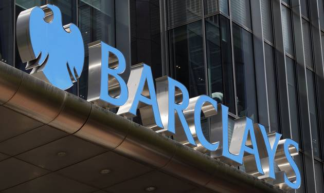 A view of Barclay's headquarter at London's Canary Wharf financial district, Thursday, June 28, 2012. Barclays PLC and its subsidiaries will pay about 453 million US dollars to settle charges that they tried to manipulate interest rates that can affect how much people pay for loans to attend college or buy a house. Britain's Barclays is one of several major banks reportedly under investigation for such violations. (AP Photo/Lefteris Pitarakis)