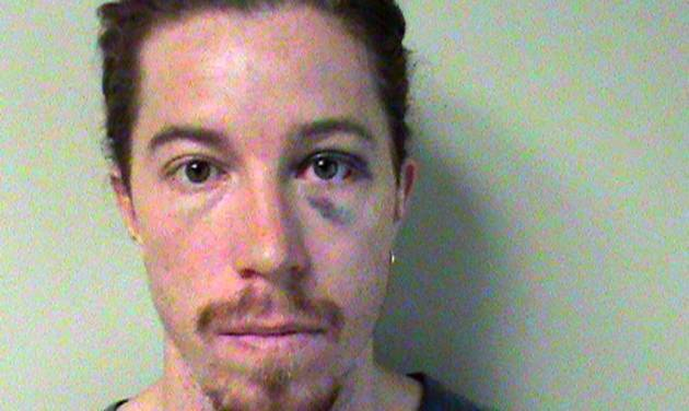 FILE - This photo provided by the Metropolitan Nashville Police Department shows two-time Olympic gold medalist snowboarder Shaun White. A Nashville judge continued public intoxication and vandalism charges against White on Wednesday, Oct. 10, 2012. White is accused of drunkenly destroying a phone at a Nashville hotel on Sept. 16, 2012 after a drunken man identified as the 26-year-old White pulled a fire alarm, forcing the hotel to evacuate all guests. (AP Photo/Metropolitan Nashville, Tenn., Police Department, File)