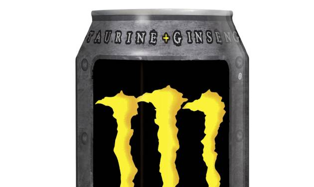This undated file photo provided by Monster Beverage Company shows a can of Monster M 80 energy drink.  Coca-Cola is buying a 16.7 percent stake in Monster Beverage for $2.15 billion, with the world's biggest soda maker hoping to benefit from the rapid growth of energy drinks in recent years. The Atlanta-based company said Thursday, Aug. 14, 2014, it will also place two directors on Monster's board as part of the deal. (AP Photo/Monster Beverage Company,File)