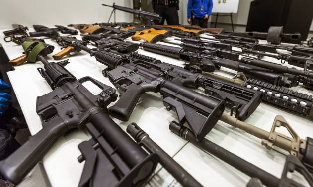 California's tough gun laws are getting stricter