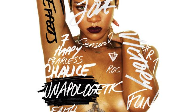 """This CD cover image shows the latest release by Rihanna, """"Unapologetic."""" (AP Photo/Island Def Jam Music Group)"""