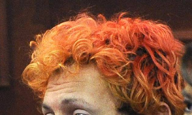 FILE - In this July 23, 2012 file photo, James Holmes, accused of killing 12 people in a shooting rampage in an Aurora, Colo., movie theater, appears in Arapahoe County District Court in Centennial, Colo. The University of Colorado at Denver has released thousands of documents that may relate to the man accused in the Colorado theater shootings. More than 2,000 records were released Wednesday Dec. 5, 2012, after news organizations, including The Associated Press, requested them to learn about James Holmes' year at the school.    (AP Photo/Denver Post, RJ Sangosti, Pool, File)