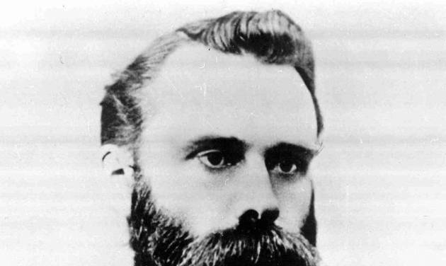 FILE - This undated file photo shows Wall Street Journal editor Charles Dow. In the late 19th century, following a number of bubbles and busts, most investors considered the stock market a dangerous place. Dow created his index, in part, to make the market easier to understand. On Thursday, July 3, 2014, the Dow jumped above 17,000 for the first time in its 118-year history. (AP Photo/File)  (AP Photo/File)