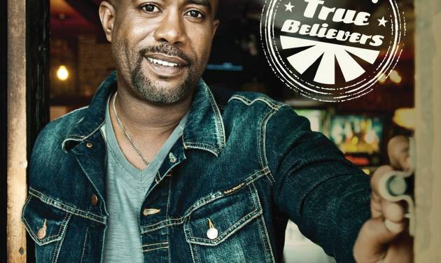 """This CD cover image released by Capitol Nashville shows """"True Believers,"""" by Darius Rucker. (AP Photo/Capitol Nashville)"""