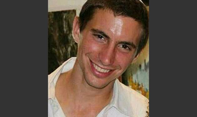 This undated photo shows Israeli Army 2nd. Lt. Hadar Goldin, 23 from Kfar Saba, central Israel. Israeli army spokesman Lt. Col. Peter Lerner said Friday, Aug. 1, 2014 that Goldin was apparently captured by Hamas militants who came through a tunnel from the Gaza Strip and another two soldiers were killed. An hour after Friday's cease-fire started, gunmen emerged from one or more Gaza tunnels and opened fire at Israeli soldiers, with at least one of the militants detonating an explosives vest, said Lerner. Goldin was apparently captured during the ensuing mayhem and taken back into Gaza through a tunnel. (AP Photo/YNet News)
