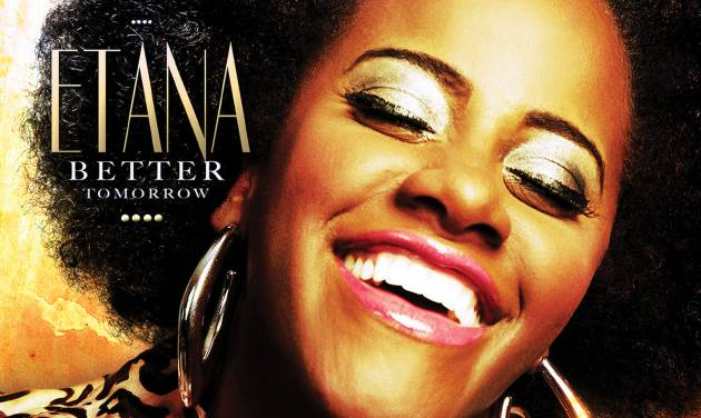 "This CD cover image released by Vp Records shows ""Better Tomorrow,"" by Etana. (AP Photo/Vp Records)"