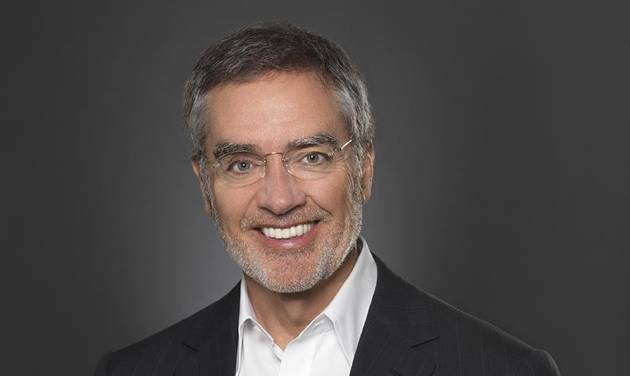 """This undated photo provided by Clear Channel shows company CEO Bob Pittman. Pittman says online streaming service iHeartRadio makes """"hundreds of millions"""" of dollars in annual revenue, putting it in the ballpark of Internet radio leader Pandora, which posted $638 million in revenue last year. (AP Photo/Clear Channel)"""
